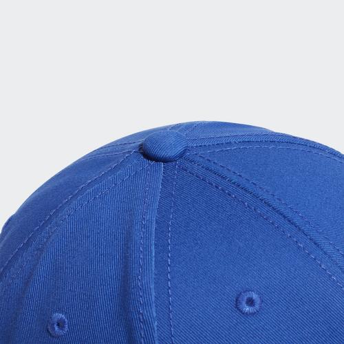 CZAPKA UNISEX ADIDAS BASEBALL 3-STRIPES TWILL CAP NIEBIESKA GS2080